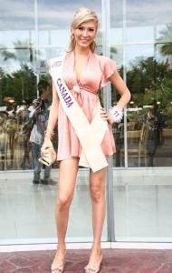 Jenna Talackova Transgender Transexual Post-Operation