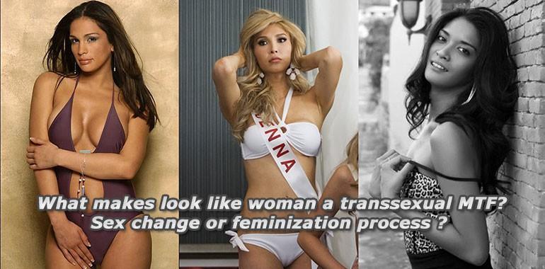 Transsexual pre-op, non-op, post-op