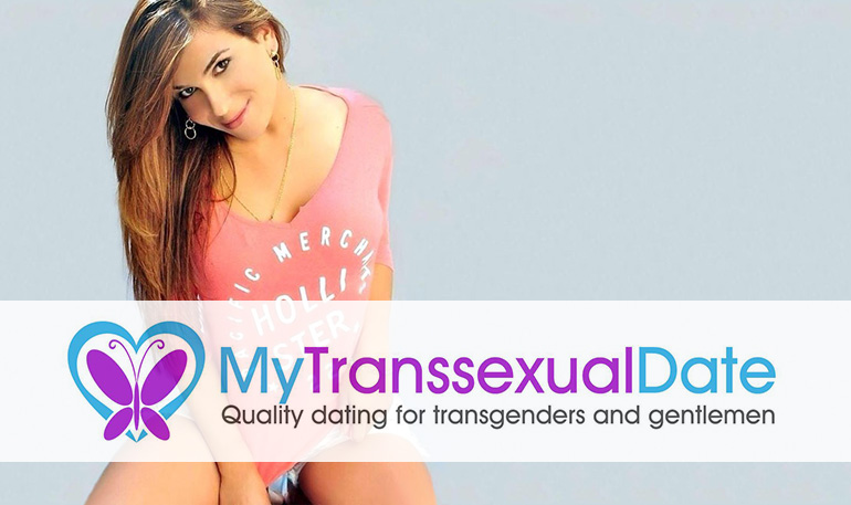 My transsexual date Best transgender dating site